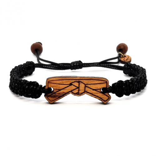 Drewniana bransoletka Belt